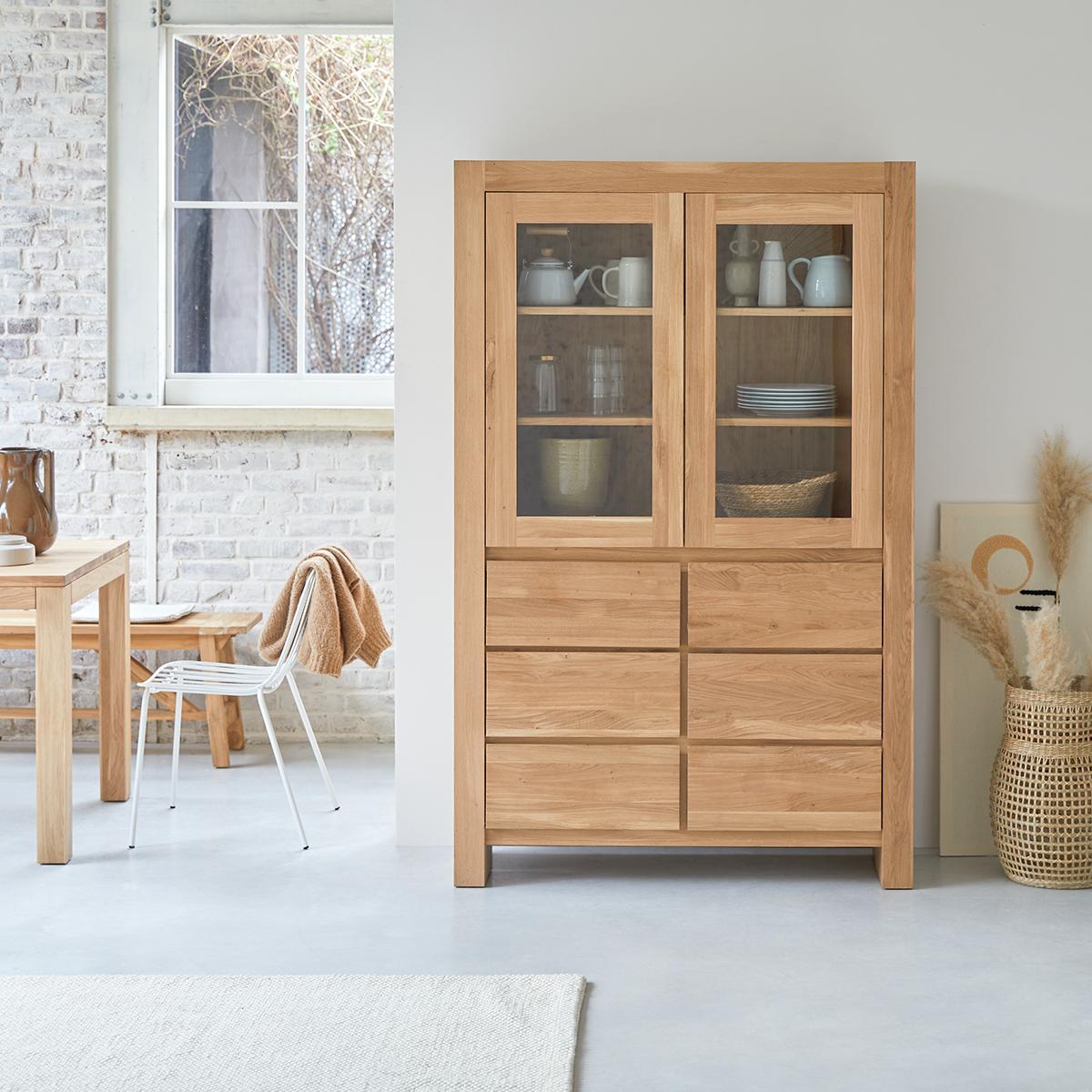 Eden solid oak Kitchen dresser