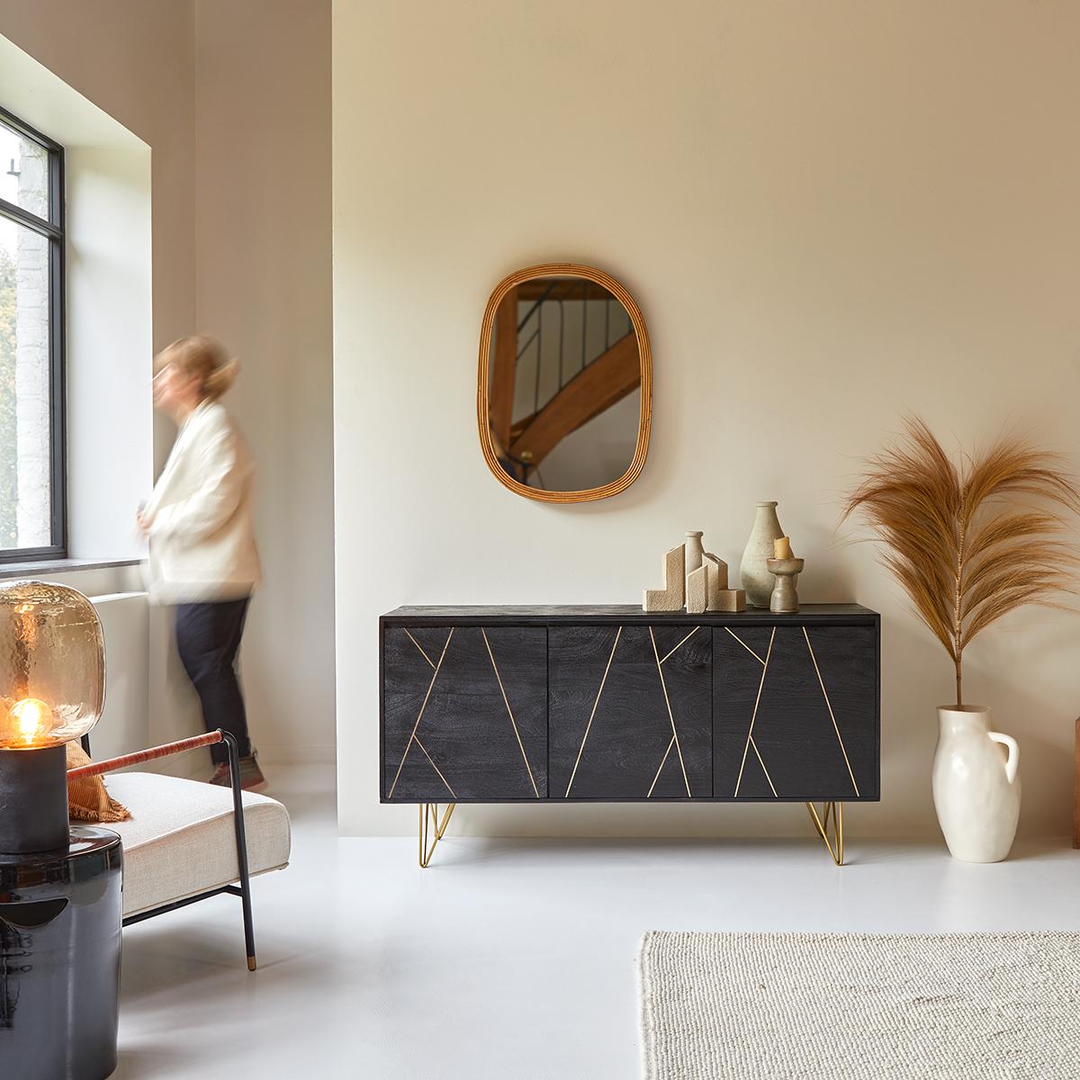 Liv solid mango Sideboard 150 cm