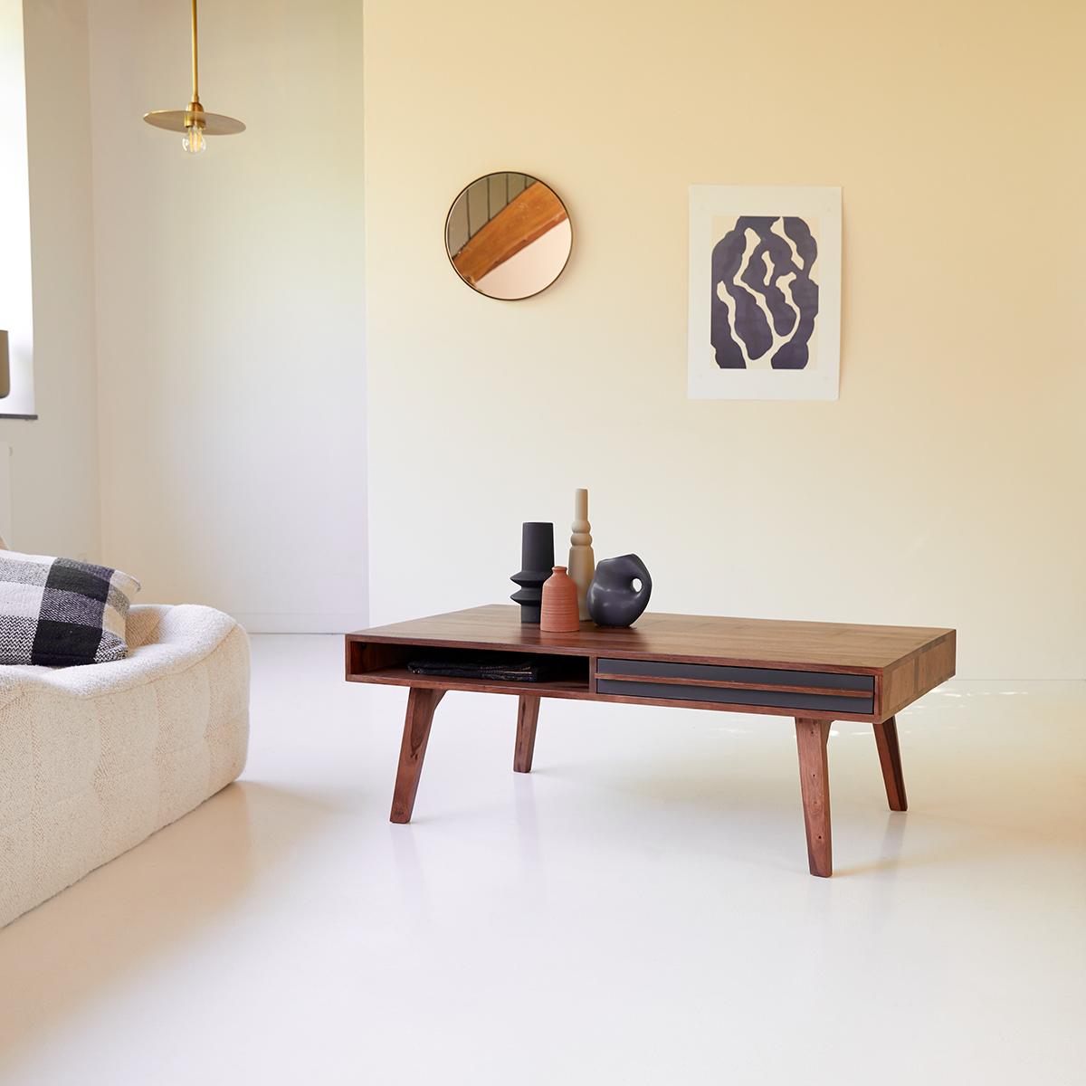 Niels sheesham Coffee Table