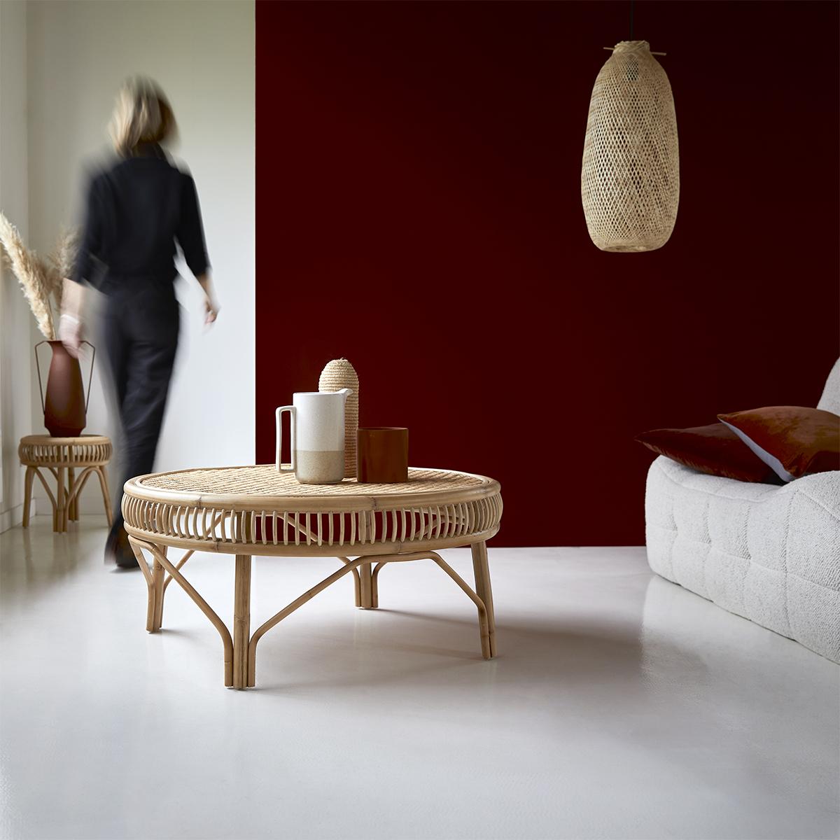 Zita rattan Coffee Table